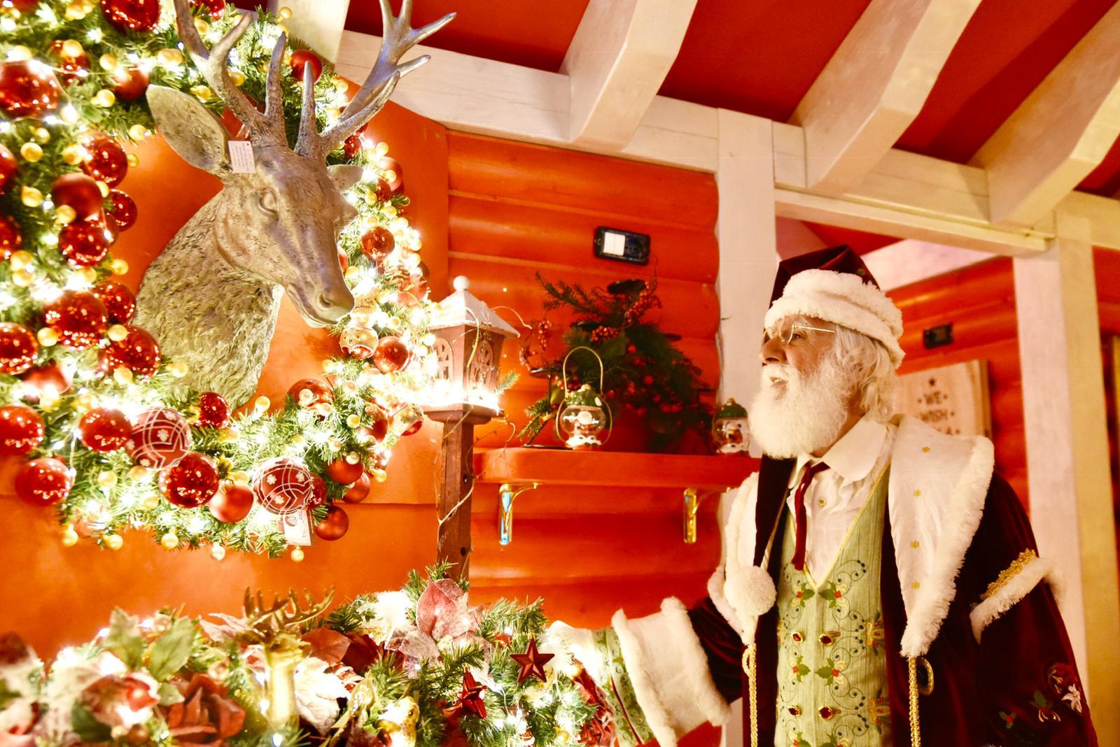 Babbo Natale Casa.La Casa Di Babbo Natale 2020 Oltre Ogni Aspettativa