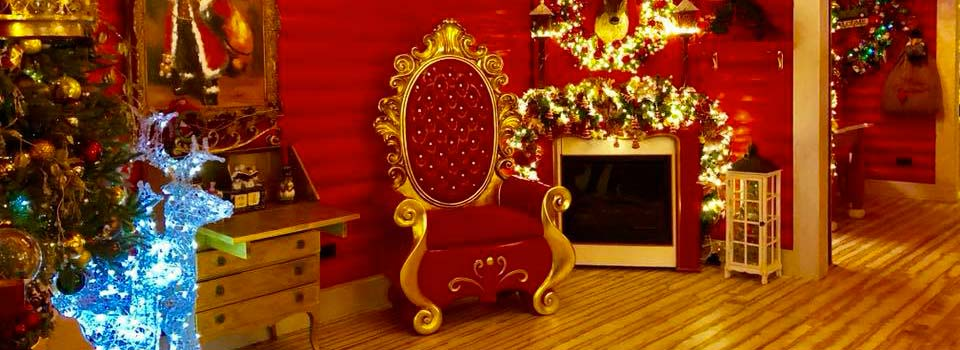 Dove Si Trova Ora Babbo Natale.Mangiare E Dormire Il Regno Di Babbo Natale
