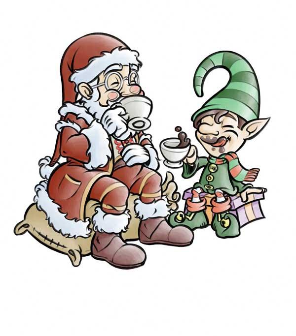 Villaggi Di Natale 2021.Il Regno Di Babbo Natale La Casa Di Babbo Natale A Vetralla